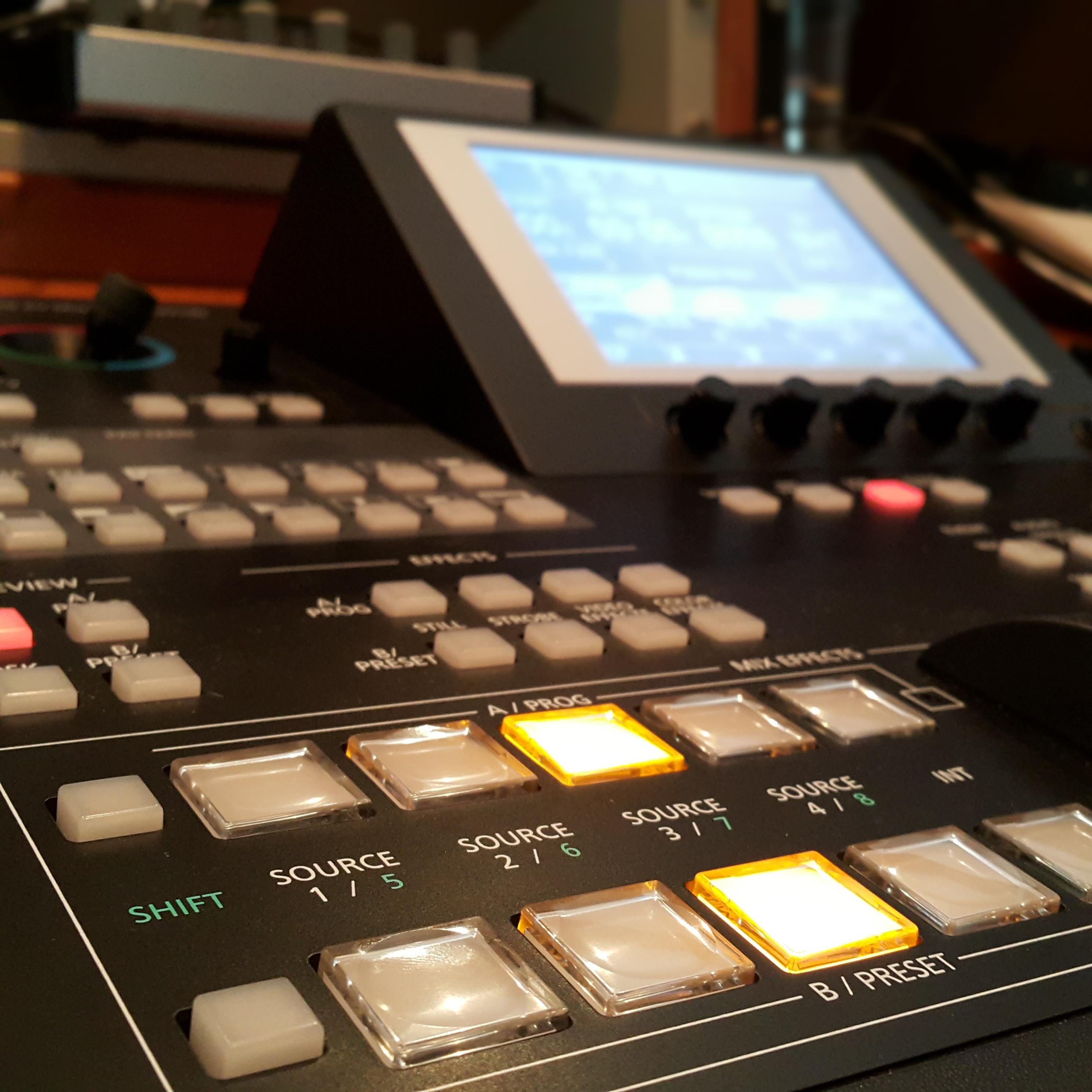 Informática em estúdio de som