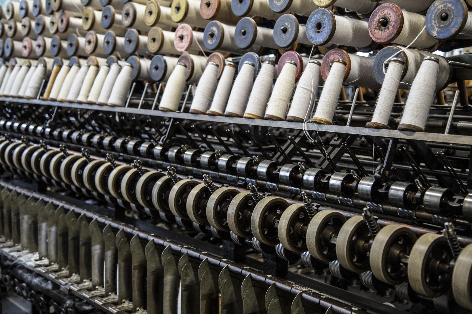 Preparação de matéria-prima para máquinas de mistura e repenteação