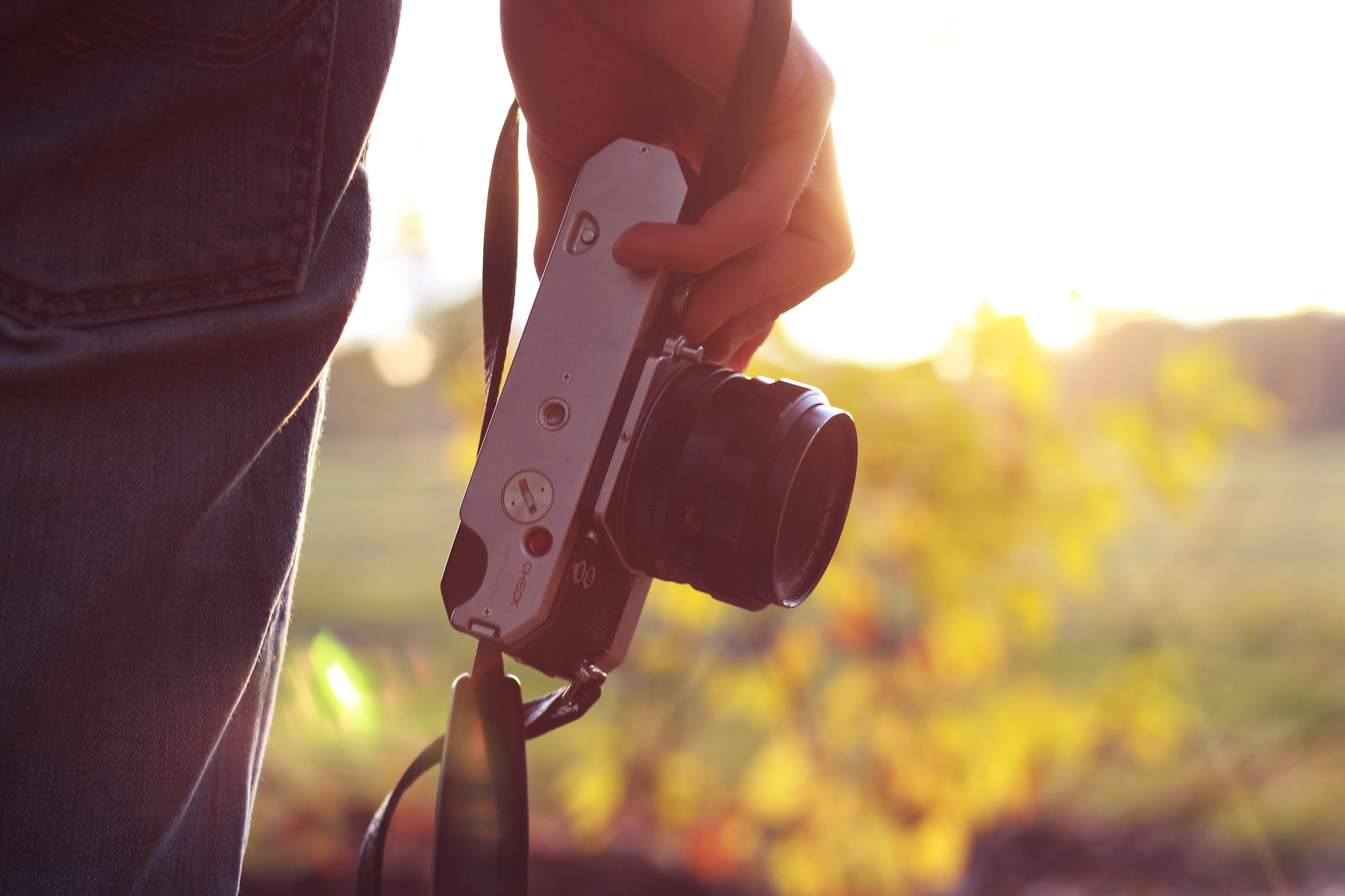 Fotografia - Iniciação