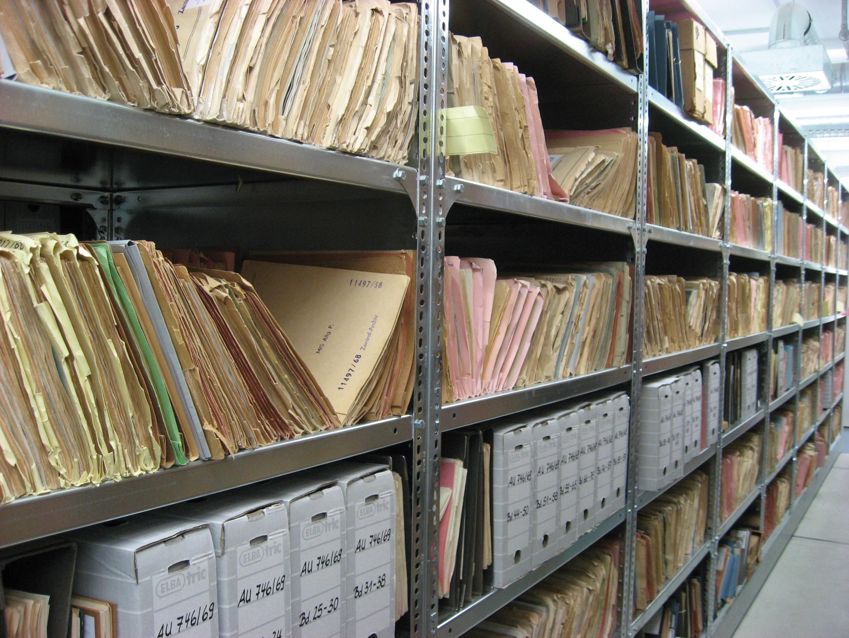 Arquivo - organização e manutenção